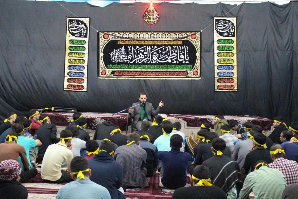 هفتمین اردوی فرهنگی زیارتی انجمن اسلامی دانشجویان دانشگاه سمنان در مشهد مقدس برگزار شد