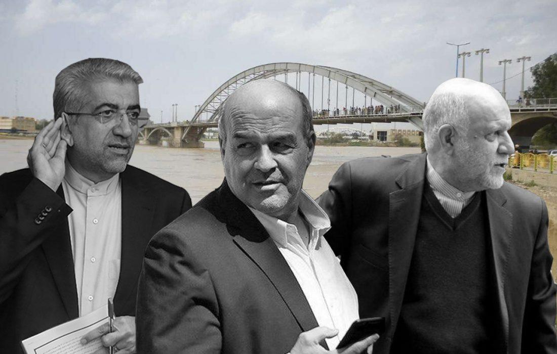 خواستار محاکمه مسببان بحران آبی خوزستان هستیم
