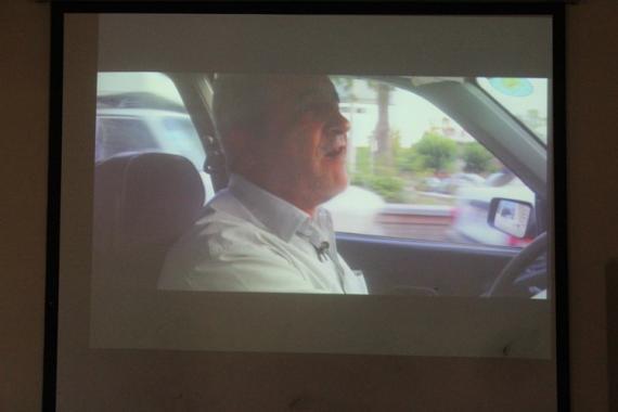 اکران مستند فراموش شده ها در دانشگاه محقق اردبیلی
