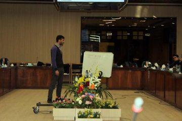 کارگاه ایده کاوی و خلاقیت در دانشگاه محقق اردبیلی