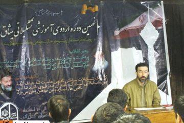 نهمین اردوی آموزشی انجمن اسلامی دانشجویان دانشگاه یزد برگزار شد