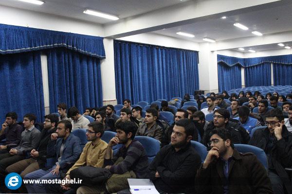 دومین نشست شورای عمومی سال تحصیلی ۹۵-۹۶ اتحادیه انجمن های اسلامی دانشجویان مستقل
