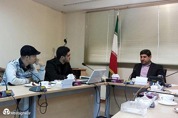 دیدار اعضای اتحادیه انجمن های اسلامی دانشجویان مستقل با معاون فرهنگی وزیر علوم