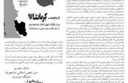 نشریه پابرهنه/شماره ۸۰/انجمن اسلامی دانشجویان مستقل دانشگاه مازندران