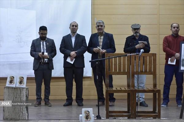 برگزاری شب شعر «نبض واژهها» توسط انجمن اسلامی دانشجویان مستقل دانشگاه آزاد اقلید