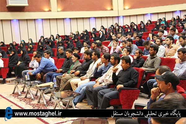 دومین روز هفدهمین نشست سالیانه اتحادیه انجمنهای اسلامی دانشجویان مستقل