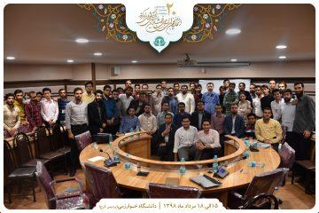 اسامی اعضای جدید شورای مرکزی اتحادیه انجمنهای اسلامی دانشجویان مستقل