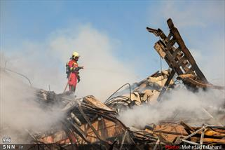 مسئولان ضمن تلاش برای مدیریت بحران به بررسی علل حادثه پلاسکو اقدام کنند