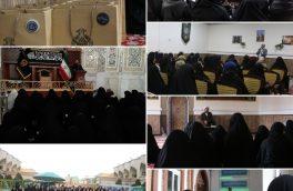 سومین دوره از اردوی فرهنگی-زیارتی «پابوس ماه» برگزار شد+ گزارش تصویری