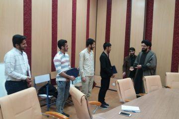 آیین تودیع و معرفه شورای مرکزی انجمن اسلامی دانشجویان مستقل برگزار شد.