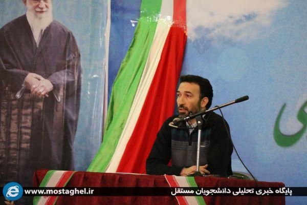 سخنرانی حسینی در مراسم افتتاحیه جهاد اکبر «جهاد اکبر۱۴»