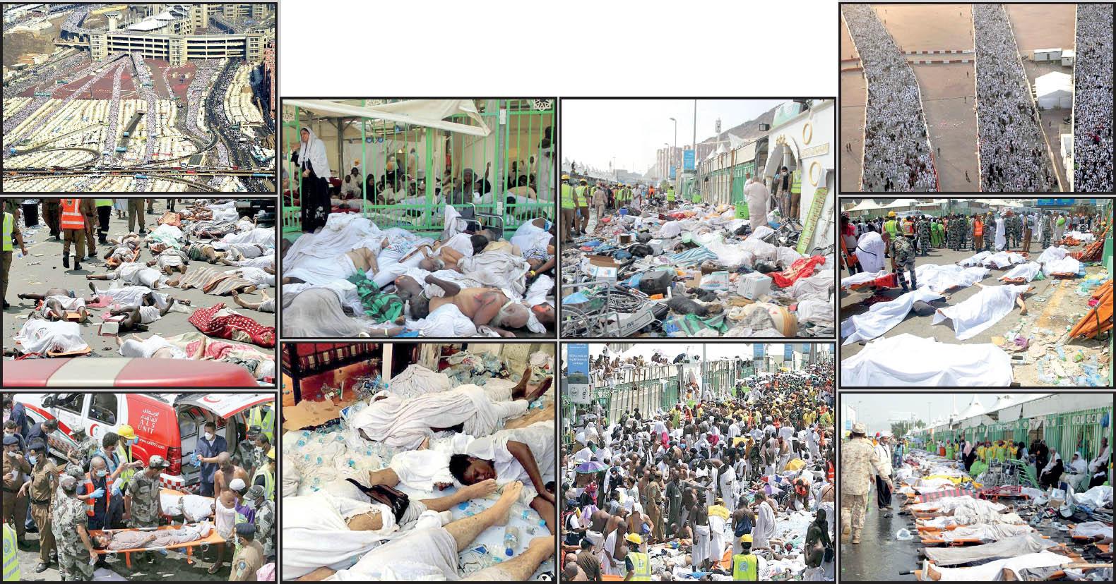 حوادث حج امسال به ویژه فاجعه منا بی تدبیری و بی کفایتی عربستان را بیش از پیش بر همگان آشکار ساخت
