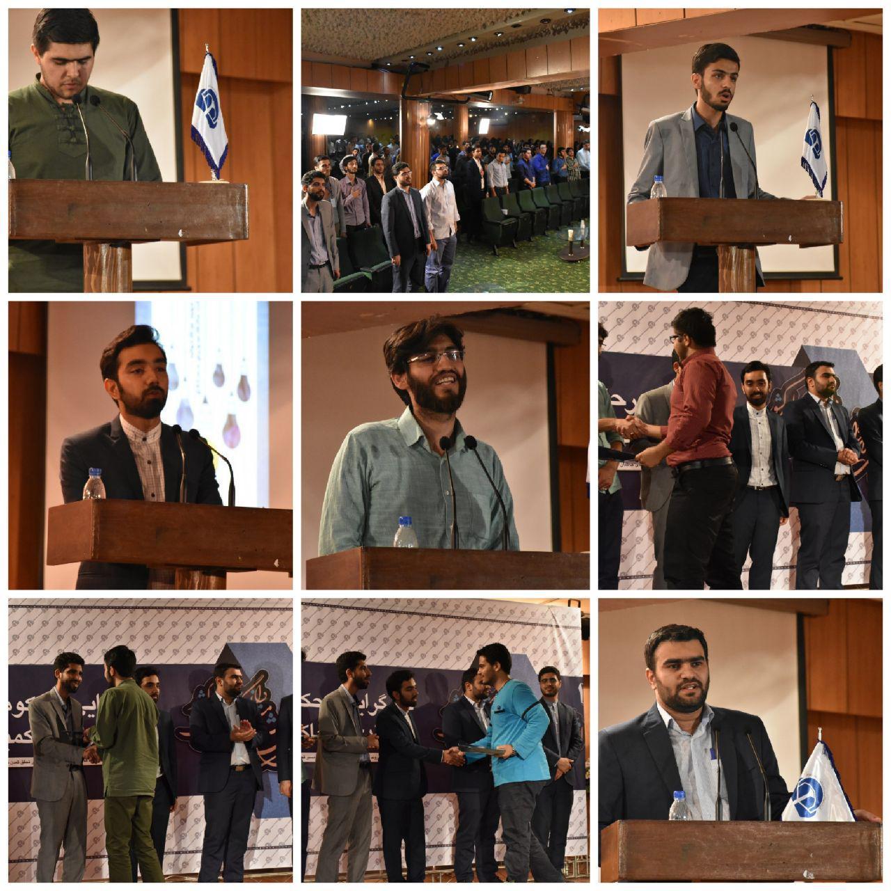 جشنواره نشریات دانشجویی مستقل برگزارشد