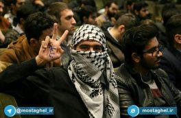 گزارش تصویری کنفرانس دانشجویی حمایت از انتفاضه فلسطین