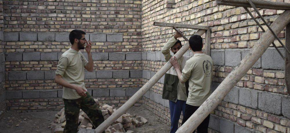 گزارش تصویری جهادگران مستقل در استان سیستان و بلوچستان