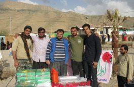 گزارش تصویری جهادگران مستقل در استان کرمانشاه